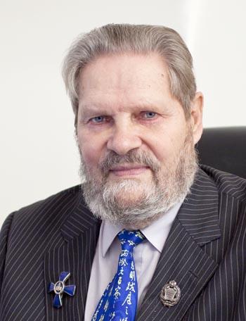 Postnikov Alexei Vladimirovich, President ICR