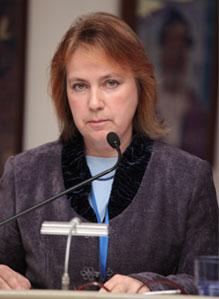 Дьяченко Ирина Юрьевна – старший научный сотрудник МЦР (Москва)