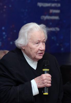 Генеральный директор Музея имени Н.К. Рериха Людмила Васильевна Шапошникова