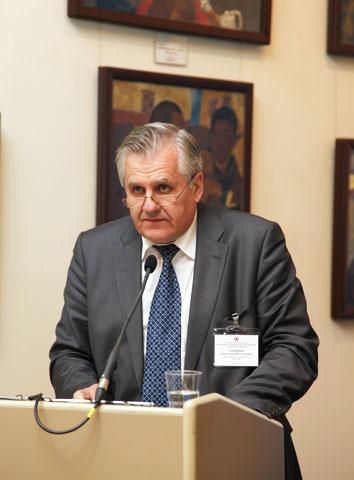 Первый заместитель Генерального директора Музея имени Н.К. Рериха Александр Витальевич Стеценко
