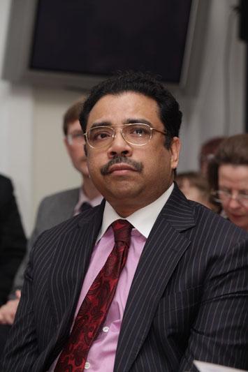 Датан Наир – Заместитель председателя Индийского бизнес-альянса