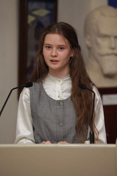 Аня Сырнева, г. Минск, Беларусь