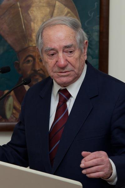 Акопов Погос Семенович – председатель Совета Ассоциации российских дипломатов