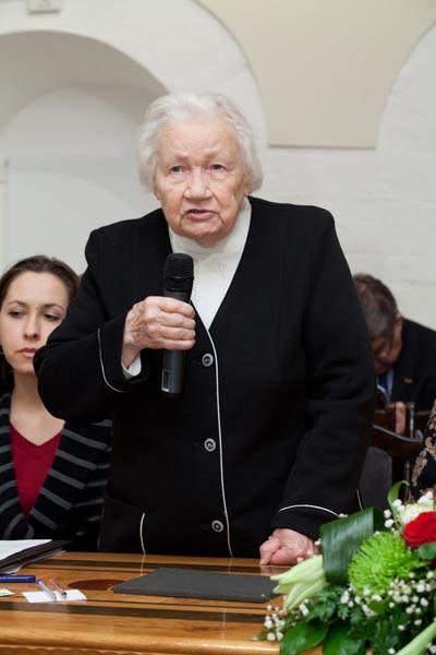 Вечер открыла первый вице-президент МЦР, Генеральный директор Музея имени Н.К. Рериха Л.В. Шапошникова