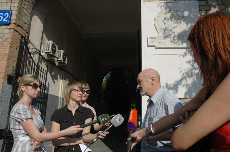 Интервью реставратора по камню ЗАО «АРТ-СТП» В.Г.Рыбинского