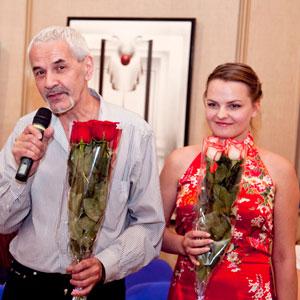 Игорь и Светлана Анисифоровы