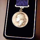 jubilee medal «Academician A.L. Yanshin»