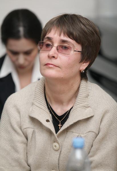 Книжник Татьяна Олеговна, главный редактор публикаторского отдела Международного Центра Рерихов