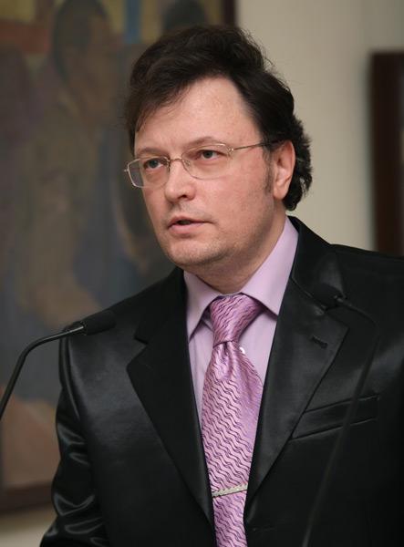 В.Г.Соколов, кандидат философских наук, лауреат Международной научной премии имени Е.И. Рерих