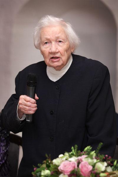 Приветственное выступление Л.В. Шапошниковой