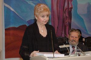Доклад О.А.Уроженко «Живопись в пространстве жизнетворчества Рерихов»