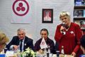 Международная общественность отметила в Риге 80-летие Первого конгресса Прибалтийских обществ Рериха