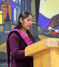 Празднование Международного Женского Дня в Имении Рерихов