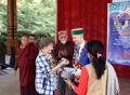 День рождения С.Н. Рериха стал завершающим днем фестиваля культуры в гималайском имении Рерихов