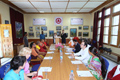 Празднование 114-й годовщины со дня рождения Ю.Н.Рериха в Международном Мемориальном Тресте Рерихов, Наггар, Кулу, Индия
