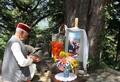 В Наггаре состоялась пуджа в честь Людмилы Васильевны Шапошниковой