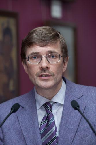 Павел Михайлович Журавихин