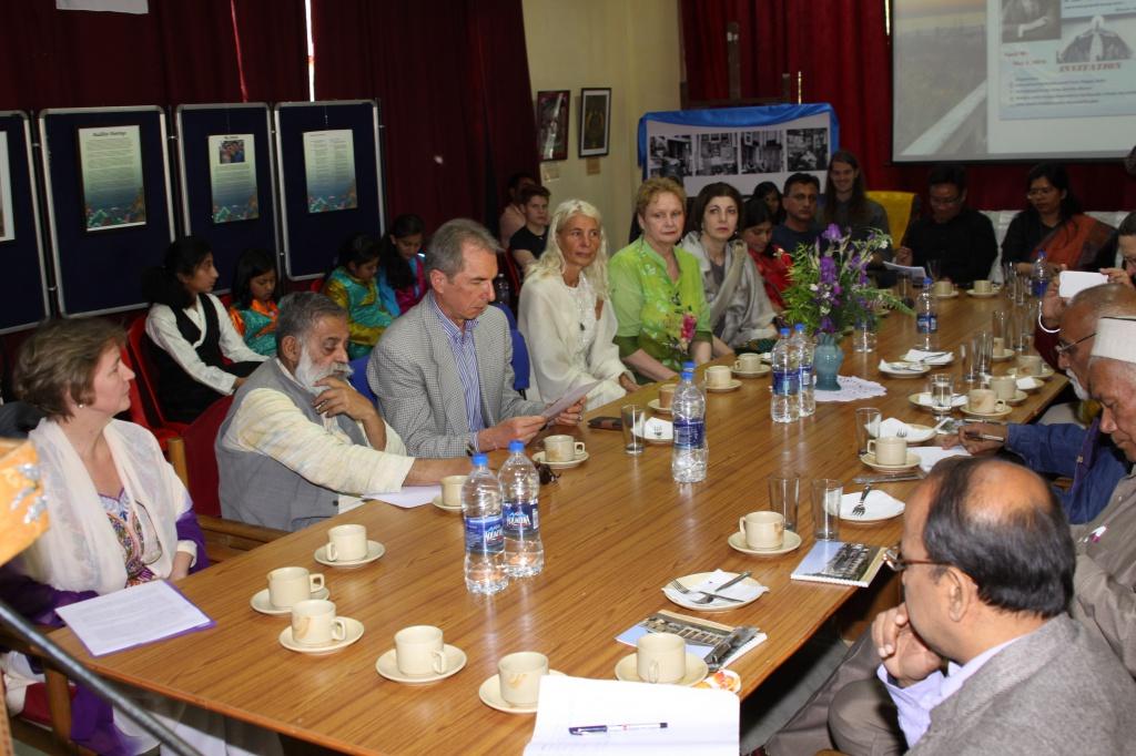 Научный семинар «Актуальность наследия Рерихов в современном мире»