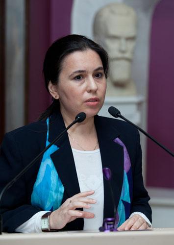 Марга Петровна Куцарова