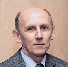 Кандидат технических наук Ю.М. Гектин,автор многих технических решений в телевизионных камерах аппаратов «Венера»