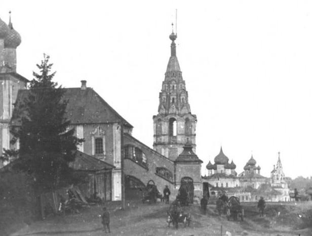 Церковь святителя Леонтия Ростовского