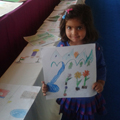 Конкурс детского рисунка «Мир через культуру» в Наггаре