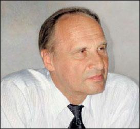 Доктор технических наук А.С. Селиванов,руководитель коллектива разработчиков телевизионных камер аппаратов «Венера»