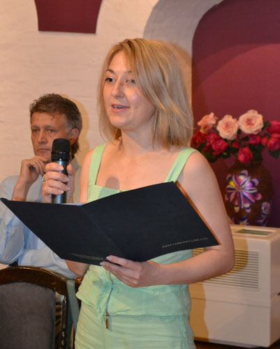 Анастасия Симкина