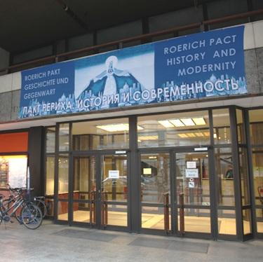 Выставка, посвященная Пакту Рериха в Российском доме науки и культуры в Берлине