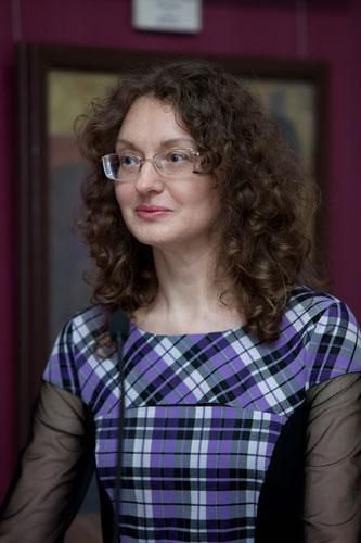 Ольга Евгеньевна Цветкова