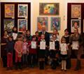 Заключительная выставка ежегодного Х Всероссийского конкурса детского художественного творчества «Объединенные Космосом» открылась в Музее имени Н.К. Рериха 8 апреля 2015 г.