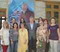 Семинар российских соотечественников в Наггаре