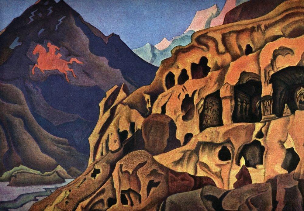 Мощь пещер