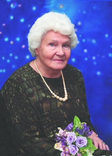 Кира Алексеевна Молчанова
