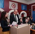 Торжественный вечер, посвященный 80-летию Пакта Рериха в Международном Центре Рерихов