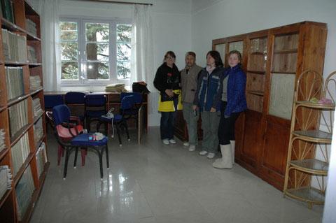 Научная мемориальная библиотека Урусвати