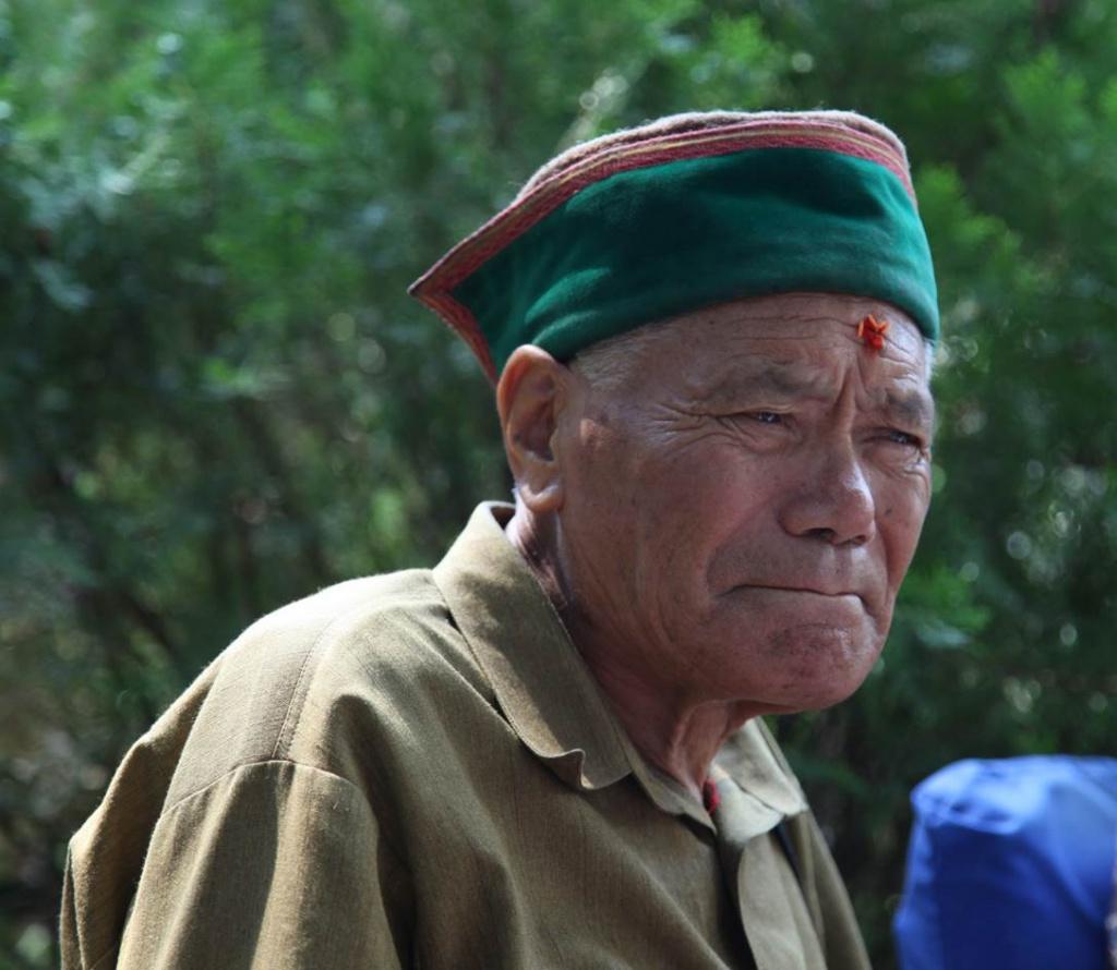 Церинг Дордже, буддолог, тибетолог, этнолог. Лахул. 2016