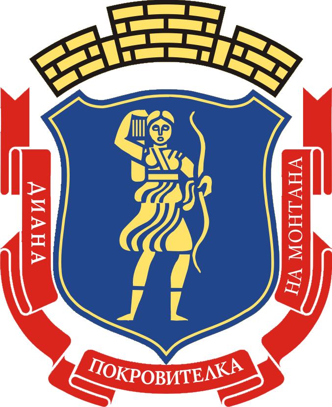 Герб города Монтаны