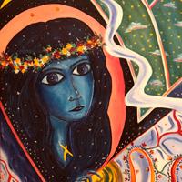 Выставка Любови Талимановой