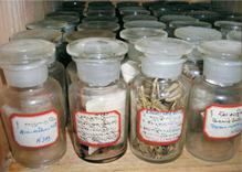 Институт Уручвати.  Лекарственные сборы